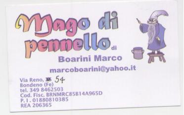 Assipi presenta i suoi soci fornitori: Mago di Pennello di Boarini M.