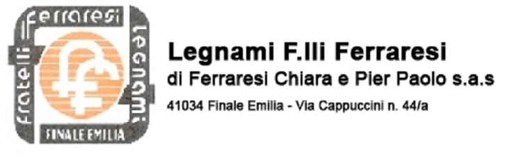 LEGNAMI F.LLI FERRARESI