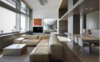 News Assipi: Come arredare un soggiorno grande, 10 consigli infallibili (14/11/18)